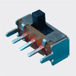 Slide Switch SS008S-03P-12-Y