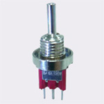 Miniature Toggle Switch 1F Series