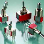 Miniature Toggle Switch 1M Series