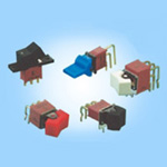 Sealed Miniature Rocker & Paddle Switch 3A Series